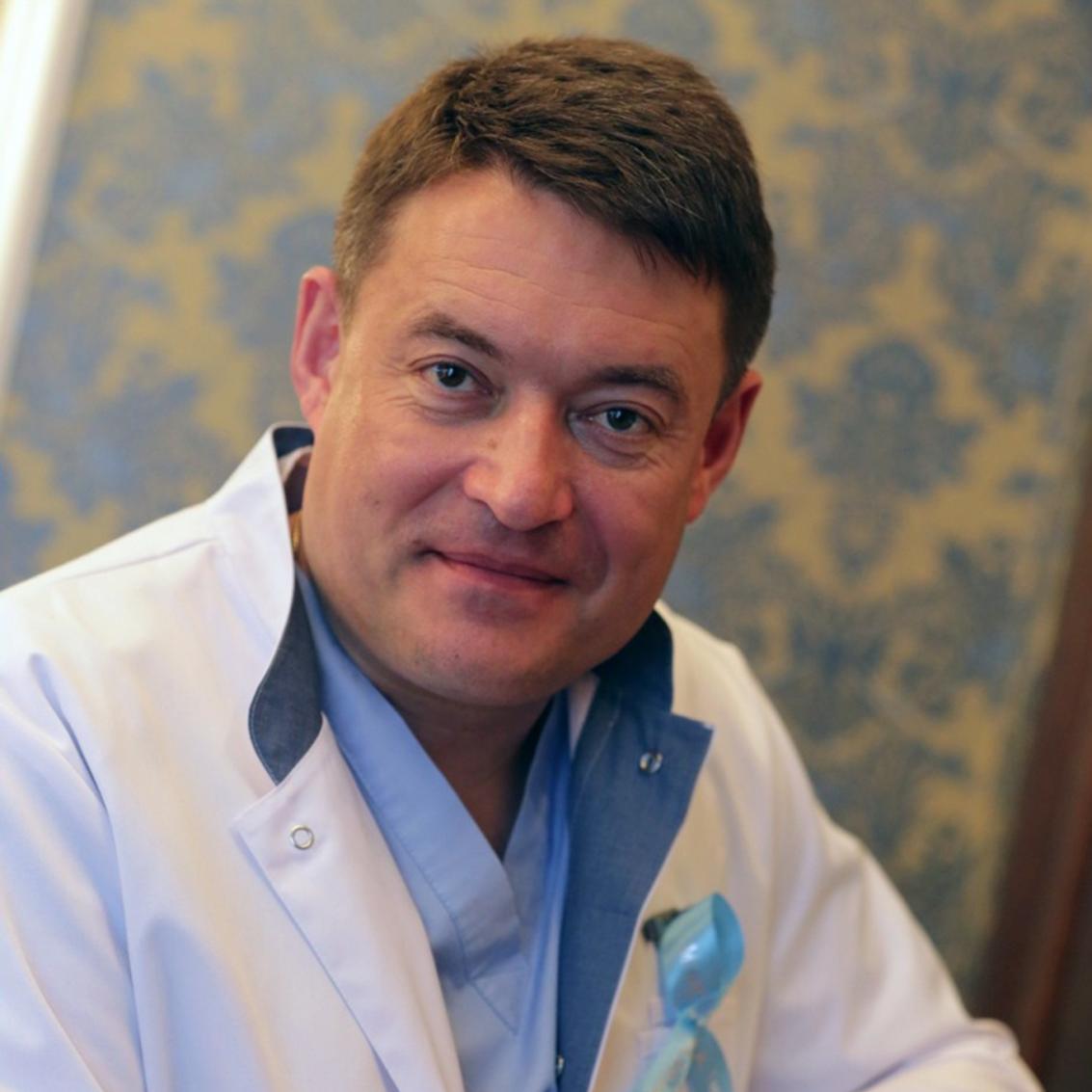 На приеме у русского доктора
