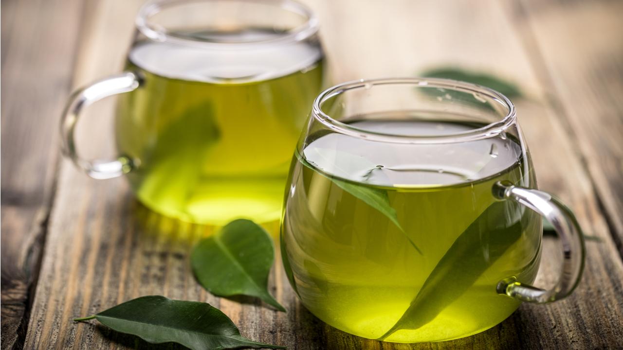 зеленый чай при высоком сахаре